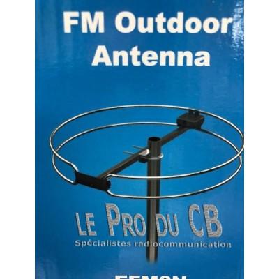 042158, antenne FM extérieure, omnidirectionnelle