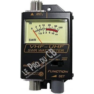 104, testeur SWR et watts