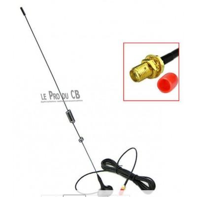 AARD - Antenne aimantée  VHF/ UHF