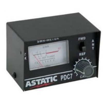 PDC7, testeur Astatic SWR et Power, puissance - PDC7, Astatic tester SWR and Power