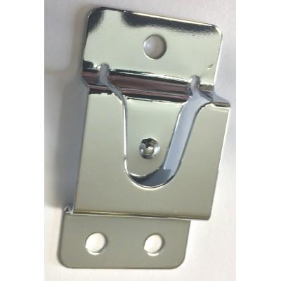 Accroche Micro Vissé en métal, Heavy Duty /  Heavy Duty Metal Mic Hanger