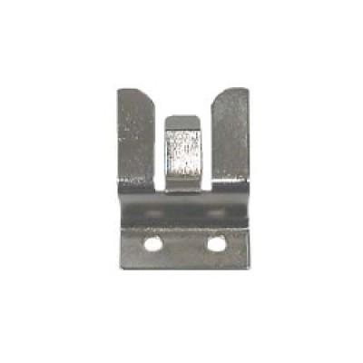 CB Accroche Micro en Métal, Vissé, Support a Micro / CB Radio Metal Mic Clip, Screw-in Mic Holder
