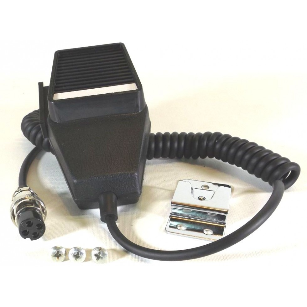 Universal 4 Pins Cb Radio Microphone Dynamic Cartridge Suitable For. Universal 4 Pins Microphone With Metal Hanger Replacement For Cobra Uniden President Cb. Wiring. President Cb Radios Mic Wiring At Scoala.co