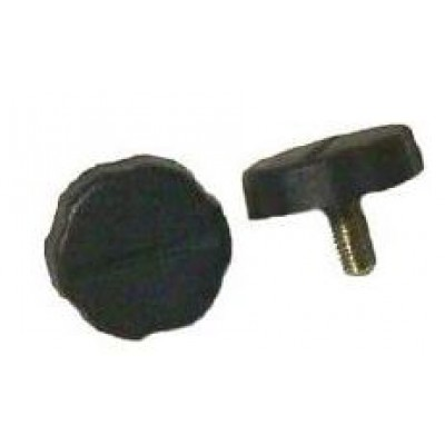 Boutons de CB - 3mm, 4mm, 5mm, Plastic or Metal (set of 2)