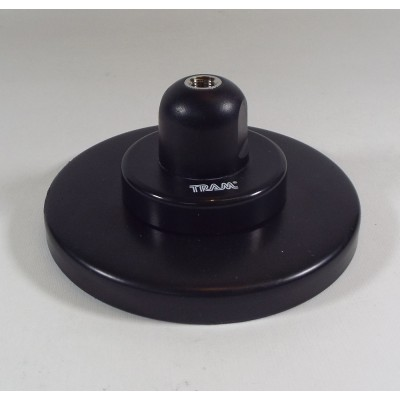4011C, Base Aimantée 5'' pour Antenne Trucker (sans fils) / Wireless Magnetic Antenna Base for Trucker, no coac