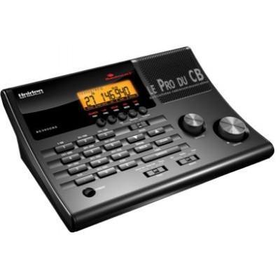 BC365CRS, scanner base Bearcat de Uniden avec horloge