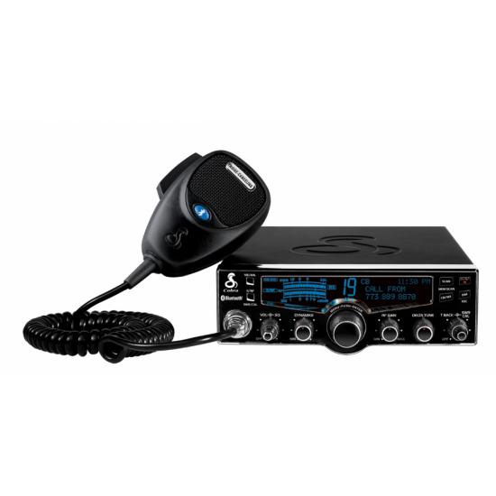 Cobra 29 LX BT Bluetooth Radio CB avec Fonction Text a Parole