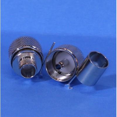 CUM400C, PL-259 - Connecteur UHF Mâle Crimp-on pour LMR400