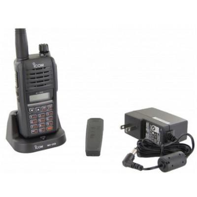 ICA16 Icom Avionic radio portatif VHF