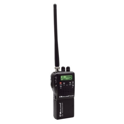 Midland 75-822 Portable et Léger Radio CB / Lightweight Handheld CB Radio Convertible to Mobile CB