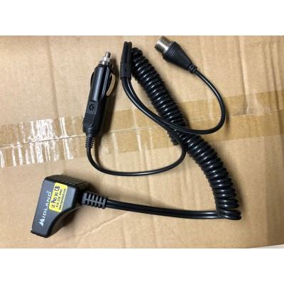 AV75822 - Adapteur véhiculaire pour radio Midland 75-822 - Midland 75-822 vehicle radio adapter