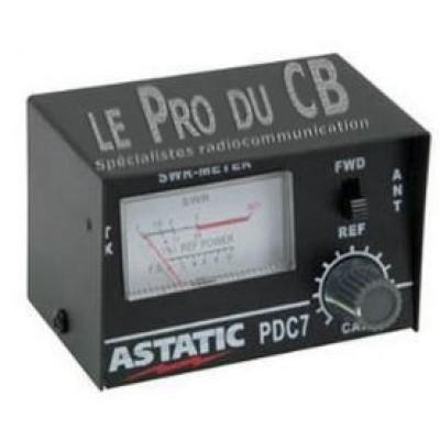 PDC7, testeur Astatic SWR