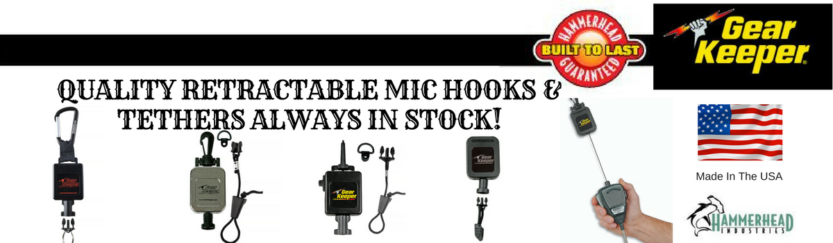 Retractable Mic Clip