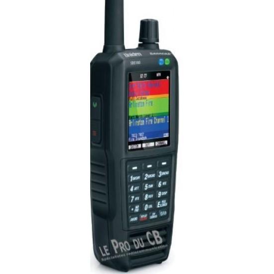 SDS100, balayeur d'ondes portatif Bearcat d'Uniden, numérique