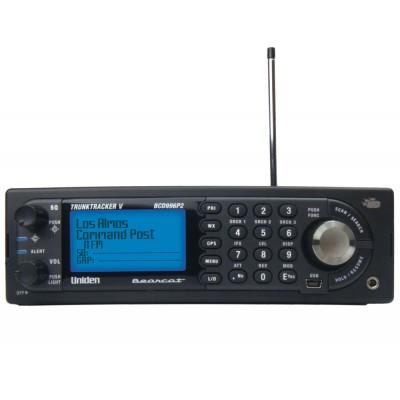BCD996P2 - balayeur d'ondes mobile et base Bearcat d'Uniden, numérique - BCD996P2, Uniden Bearcat mobile and base scanner, digital, police, pompiers, fire department, voirie, travaux publique, apco25