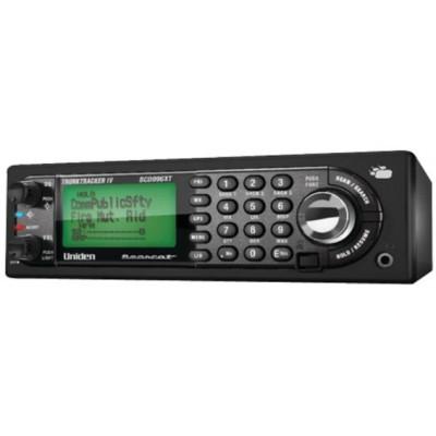 BCD996XT, balayeur d'ondes mobile Bearcat d'Uniden, numérique -  BCD996XT, Uniden Bearcat mobile scanner, digital