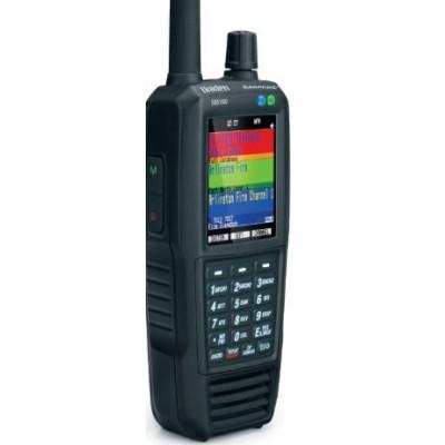 SDS100, balayeur d'ondes portatif Bearcat d'Uniden, numérique, 25 à 1300 Mhz - SDS100, Uniden Bearcat portable scanner, digital, 25 to 1300 Mhz, police, pompier, fire department, voirie, travaux publique