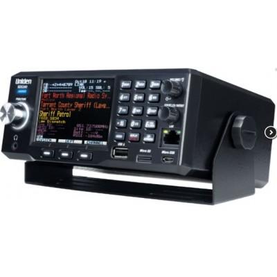 SDS200, balayeur d'ondes mobile Bearcat d'Uniden, numérique, 25 à 1300 Mhz - SDS200, Uniden Bearcat mobile scanner, digital, 25 to 1300 Mhz, police, pompiers, fire department, voirie, travaux publique