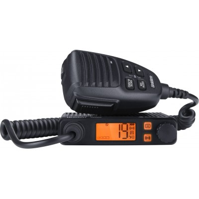 CMX660, radio CB Uniden mobile 40 canaux AM, compact, mobile dans la main - CMX660, Uniden mobile CB radio 40 AM channels, compact, mobile in the hand