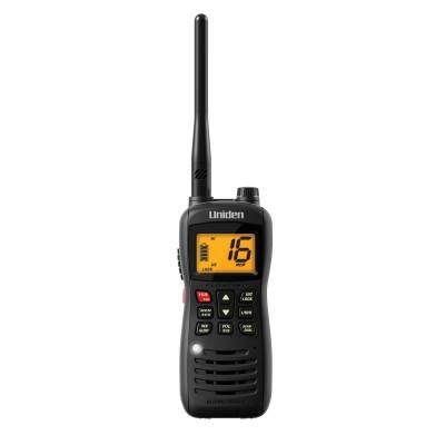 MHS126, Portatif Uniden marine VHF 5 Watts /  Portable Uniden Marine VHF 5 Watts Handheld