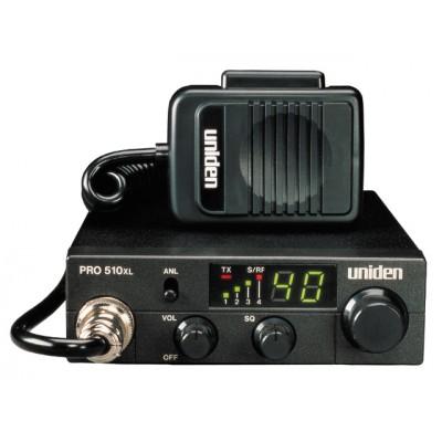 Uniden Pro 510 XL