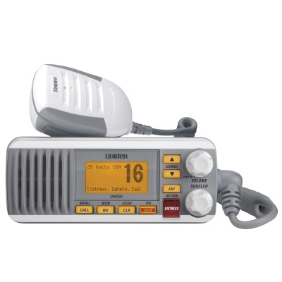 UM385, Uniden Radio Marin VHF class D