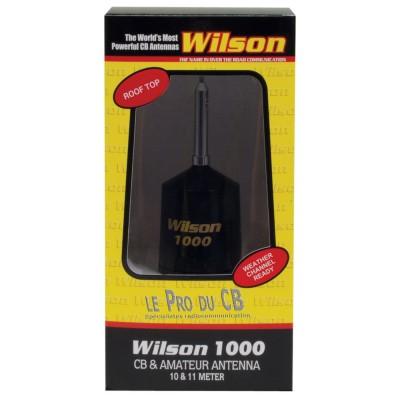 Antenne Wilson 1000 Percée, fouet 62po