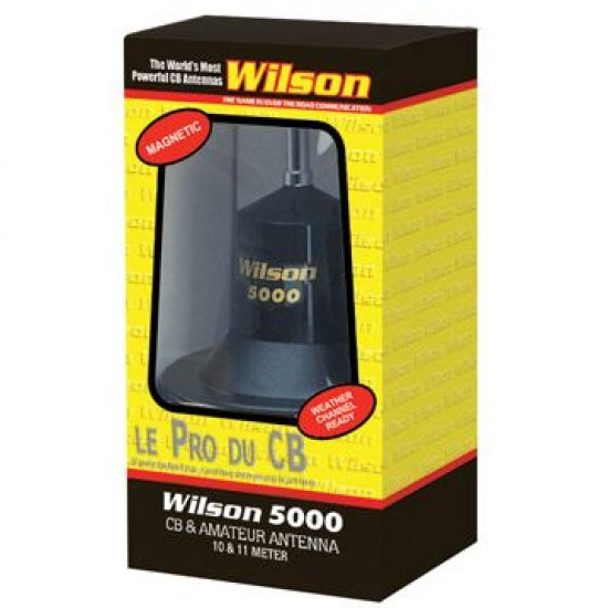 W5000A, Antenne Wilson 5000 Aimantée fouet 62 po